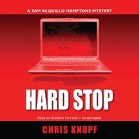 Hard Stop - Chris Knopf - audiobook