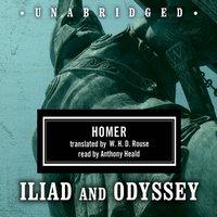 Homer Box Set: Iliad & Odyssey - Opracowanie zbiorowe - audiobook