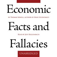 Economic Facts and Fallacies - Thomas Sowell - audiobook