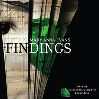 Findings - Mary Anna Evans - audiobook