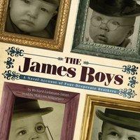 James Boys - Richard Liebmann-Smith - audiobook