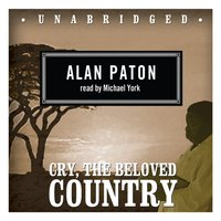 Cry, the Beloved Country - Alan Paton - audiobook