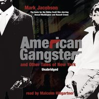 American Gangster and Other Tales of New York - Mark Jacobson - audiobook