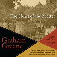 Heart of the Matter - Graham Greene - audiobook