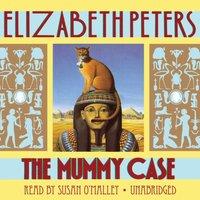 Mummy Case - Elizabeth Peters - audiobook