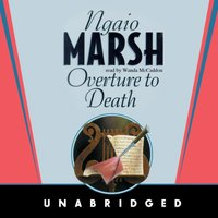Overture to Death - Ngaio Marsh - audiobook