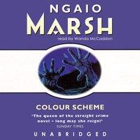 Colour Scheme - Ngaio Marsh - audiobook