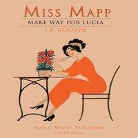 Miss Mapp - E. F. Benson - audiobook