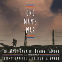 One Man's War - Tommy LaMore - audiobook