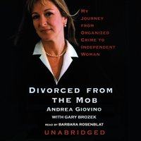 Divorced from the Mob - Andrea Giovino - audiobook