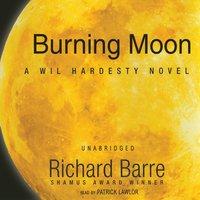 Burning Moon - Richard Barre - audiobook