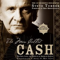 Man Called Cash - Steve Turner - audiobook