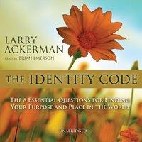 Identity Code - Larry Ackerman - audiobook