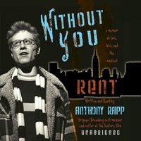 Without You - Anthony Rapp - audiobook