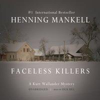 Faceless Killers - Henning Mankell - audiobook