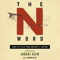 N Word - Jabari Asim - audiobook