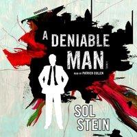 Deniable Man - Sol Stein - audiobook