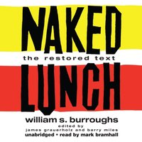 Naked Lunch - William S. Burroughs - audiobook