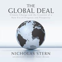 Global Deal - Nicholas Stern - audiobook