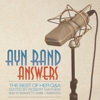 Ayn Rand Answers - Ayn Rand - audiobook