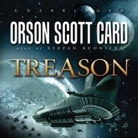 Treason - Orson Scott Card - audiobook