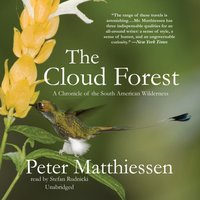 Cloud Forest - Peter Matthiessen - audiobook