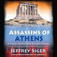 Assassins of Athens - Jeffrey Siger - audiobook