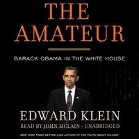 Amateur - Edward Klein - audiobook