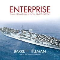 Enterprise - Barrett Tillman - audiobook