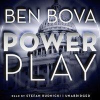 Power Play - Ben Bova - audiobook