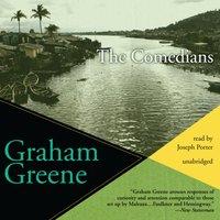 Comedians - Graham Greene - audiobook