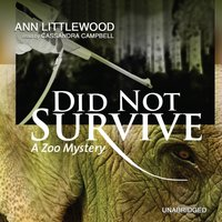 Did Not Survive - Ann Littlewood - audiobook