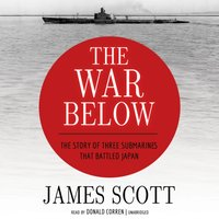 War Below - James Scott - audiobook