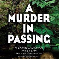 Murder in Passing - Mark de Castrique - audiobook