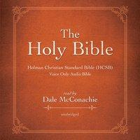Holy Bible - Opracowanie zbiorowe - audiobook