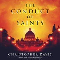 Conduct of Saints - Christopher Davis - audiobook