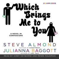 Which Brings Me to You - Steve Almond - audiobook