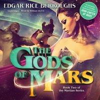 Gods of Mars - Edgar Rice Burroughs - audiobook