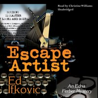 Escape Artist - Ed Ifkovic - audiobook