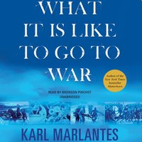 What It Is Like to Go to War - Karl Marlantes - audiobook