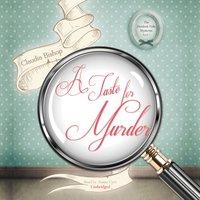 Taste for Murder - Claudia Bishop - audiobook