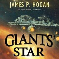 Giants' Star - James P. Hogan - audiobook