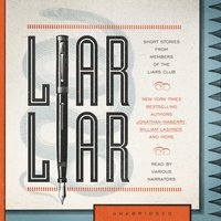 Liar Liar - the Liars Club - audiobook