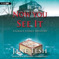 Now You See It - Jane Tesh - audiobook