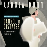 Damsel in Distress - Carola Dunn - audiobook