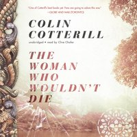 Woman Who Wouldn't Die - Colin Cotterill - audiobook