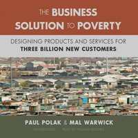 Business Solution to Poverty - Paul Polak - audiobook