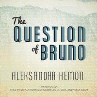 Question of Bruno - Aleksandar Hemon - audiobook