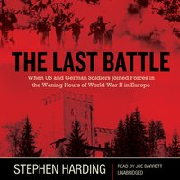 Last Battle - Stephen Harding - audiobook