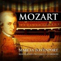 Mozart - Marcia Davenport - audiobook